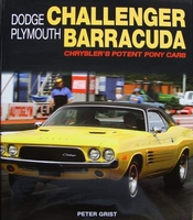 Dodge Challenger and Plymouth Barracuda