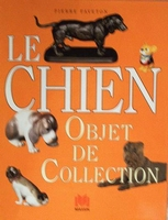 Le chien - object de collection
