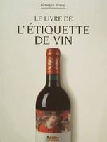 Le Livre de L'étiquette de Vin