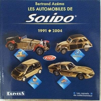 Les automobiles de Solido 1991-2004