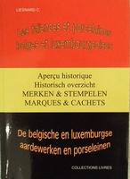 Les faiences & porcelaine Belge & Luxembourg