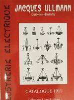 Lustrerie electrique 1911 J.Ullmann