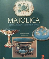 Majolica: British, American & European Wares + price guide