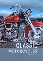 The Complete Encyclopedia of Classic Motorcycles