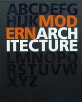 Modern Architecture A - Z  2 Volumes