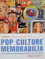 Price Guide to Pop Culture Memorabilia