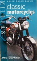 Miller's classic motorcycles  price guide 2005/2006