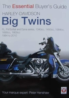 Harley-Davidson Big Twins - The Essential Buyer's Guide