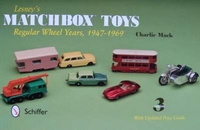 Lesney's Matchbox Toys: Regular Wheel Years, 1947-1969; 3rd