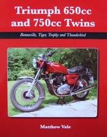 Triumph 650cc and 750cc Twins