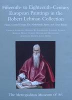 Fifteenth-to Eighteenth-Century European Paintings