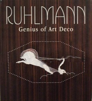 Ruhlmann genius of art-deco