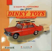 Salon de l'automobile vu par Dinky Toys