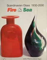 Scandinavian glass 1930-2000 Fire & Sea with price guide