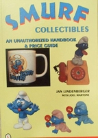 Smurf Collectibles A Handbook & Price Guide (schtroumpfs)