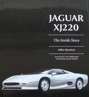 Jaguar XJ 220 - The Inside Story