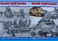 Israeli Half-Tracks - 2 Volumes