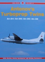 Antonov's Turboprop - Twins - An-24/An-26/An-30/An32