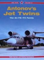 Antonov Jet Twins - The An-72 / -74 Family