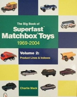 The big book of Matchbox Superfast toys volume 2