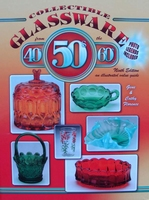 Collectible Glassware from the 40s, 50s & 60s
