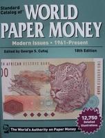 Standard Catalog of World Paper Money