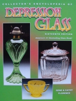 Collector's Encyclopedia Depression Glass