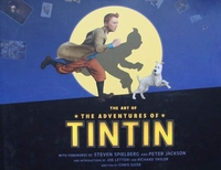 The Art of the Adventures of Tintin (kuifje)