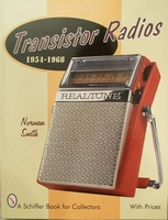 Transistor Radios 1954-1968, with price guide