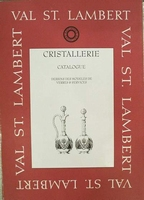 Val Saint Lambert catalogue 1904-1905 (verres et service)