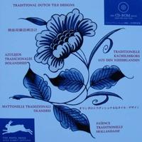 Traditional Dutch Tile Designs + CD-ROM