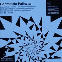 Geometric Patterns - High Quality Images + CD-ROM