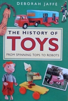 The History of Toys - From Spinning Tops to Robots