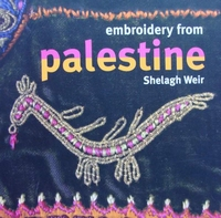 Embroidery from Palestine