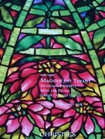 Christie's Auction Catalog : Magnificent Tiffany