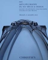 Christie's : Arts Décoratifs du XXeme siècle & Design
