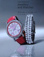 Christie's Auction Catalog : Jewellery and Watches