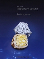 Christie's Auction Catalog : Important Jewels