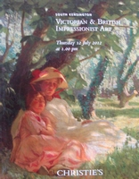 Auction Catalog : Victorian & British Impressionist Art