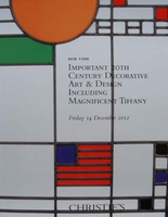 Christie's : Important 20th Century Decorative Art & Design