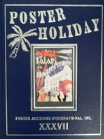 Poster Holiday with price guide