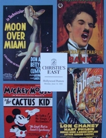 Christie's Auction Catalog : Hollywood Posters