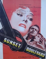 Christie's Auction Catalog : Vintage Film Posters 11-03-2009