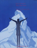 Christie's Auction Catalog : The Ski Sale 21-01-2010