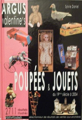 book argus valentine poupees jouets. Black Bedroom Furniture Sets. Home Design Ideas