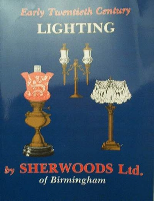 Book Early 20th Century Lighting By Sherwoods
