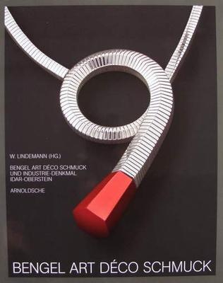 boek bengel art deco jewellery bengel art deco schmuck. Black Bedroom Furniture Sets. Home Design Ideas
